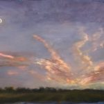 Jill Nichols Painting, Ava Maria