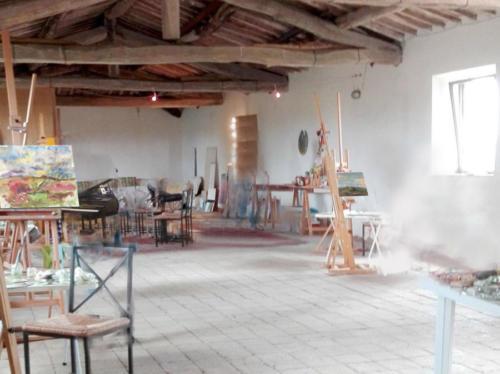 14th century Landscape Atelier